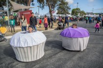Cupcake Cars by Acme Muffineering