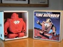 Kongotronic 3000 TIME DEFENDER Robot Clock by kongorilla