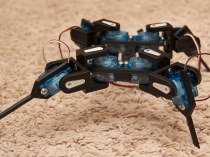 Mini Quadruped by TheCase