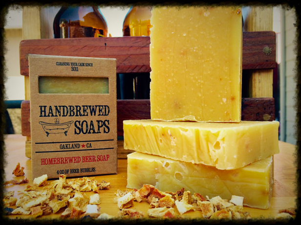How to Make Soap from Your Homebrew Leftovers