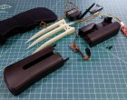 3D Printed Bionic Claws with MyoWare Muscle Sensors