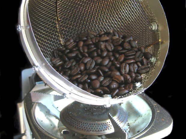 Coffee Roaster: The Nirvana Machine