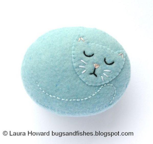 Stitch It: Purrrfect Kitty Cat Pincushion