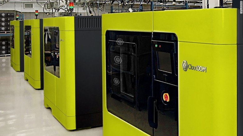 On-Demand 3D Printing Service Opens at UPS