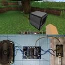 Minecraft Activated Arduino Alarm