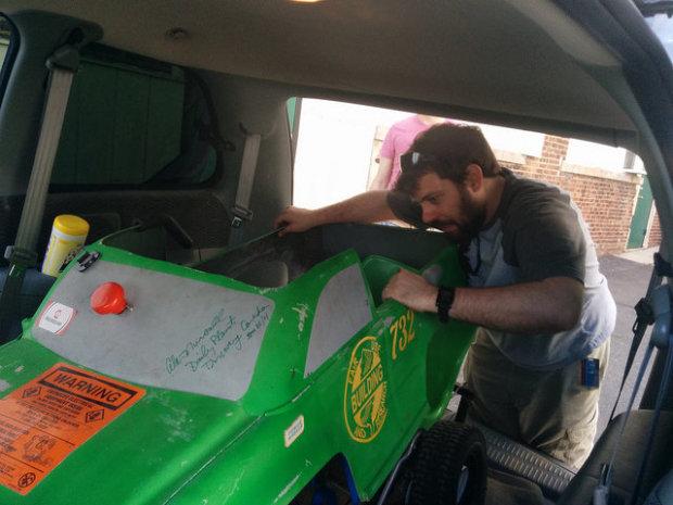 FUBAR 1's Race to Maker Faire