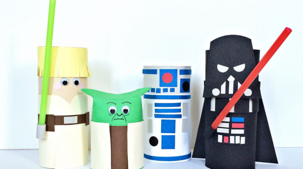 May the fourth be with you toilet paper tube star wars characters article featured image jeuxipadfo Choice Image
