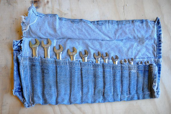 Make these Denim Projects for the Blue Jeans' 142nd Birthday