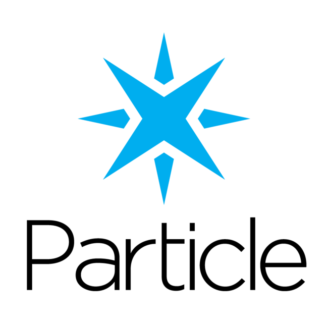 Zach Supalla Announces Particle