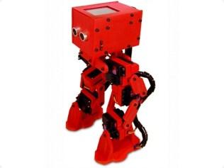 ROFI bipedal robot by jdow