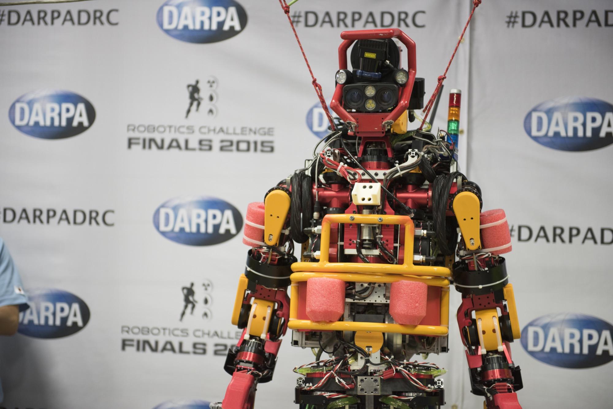 Watch 24 Robots Compete in Weekend DARPA Challenge