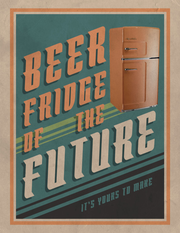 Beer Fridge of the Future