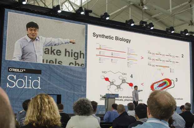 Joichi Ito, Director of the MIT Media Lab, explains why he's excited about synthetic biology