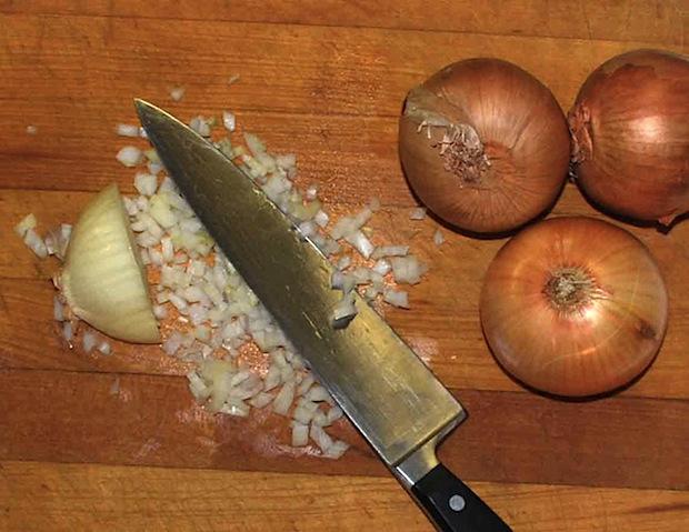 Flashback: Kitchen 101: Dicing Onions Like a Pro