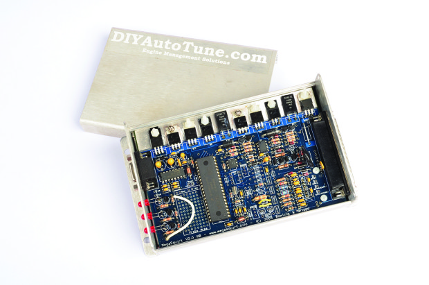 MegaSquirt, a DIY electronic fuel injection computer.
