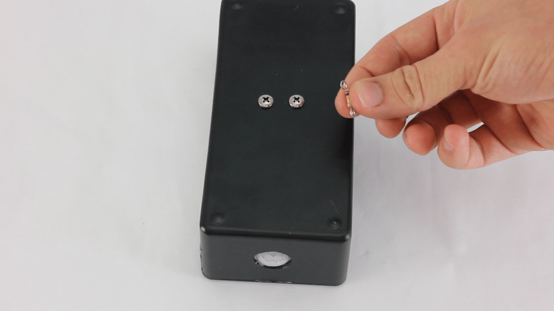 Disable a Motion Sensing Alarm with a Resistor | Make: