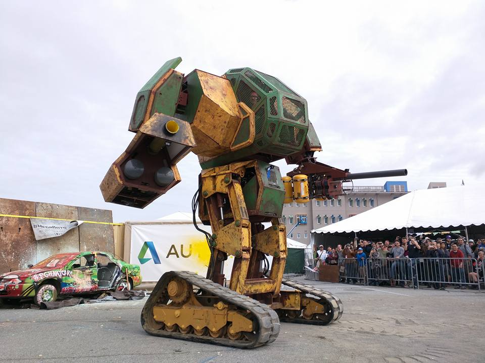 Everything We Know About the Upcoming USA vs Japan Giant Robot Battle