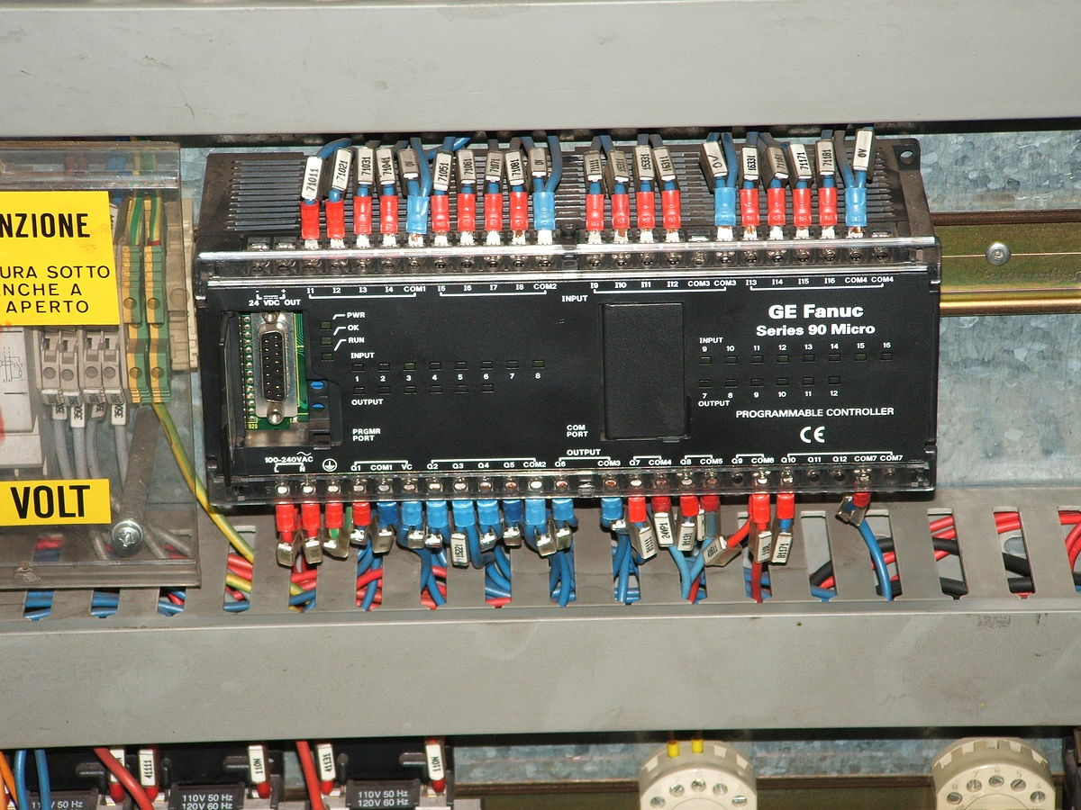 Introduction to Programmable Logic Controllers (PLCs)