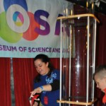 RI Museum of Science and Art (RIMOSA) brought all kinds of fun