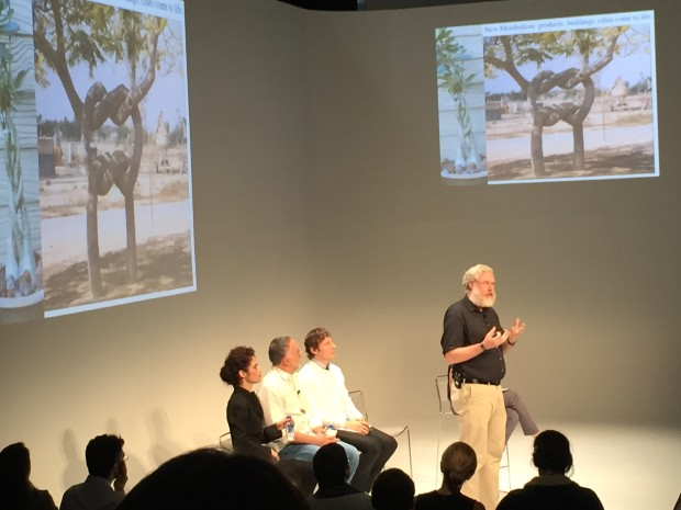 George Church talks about Knotty Objects found in nature