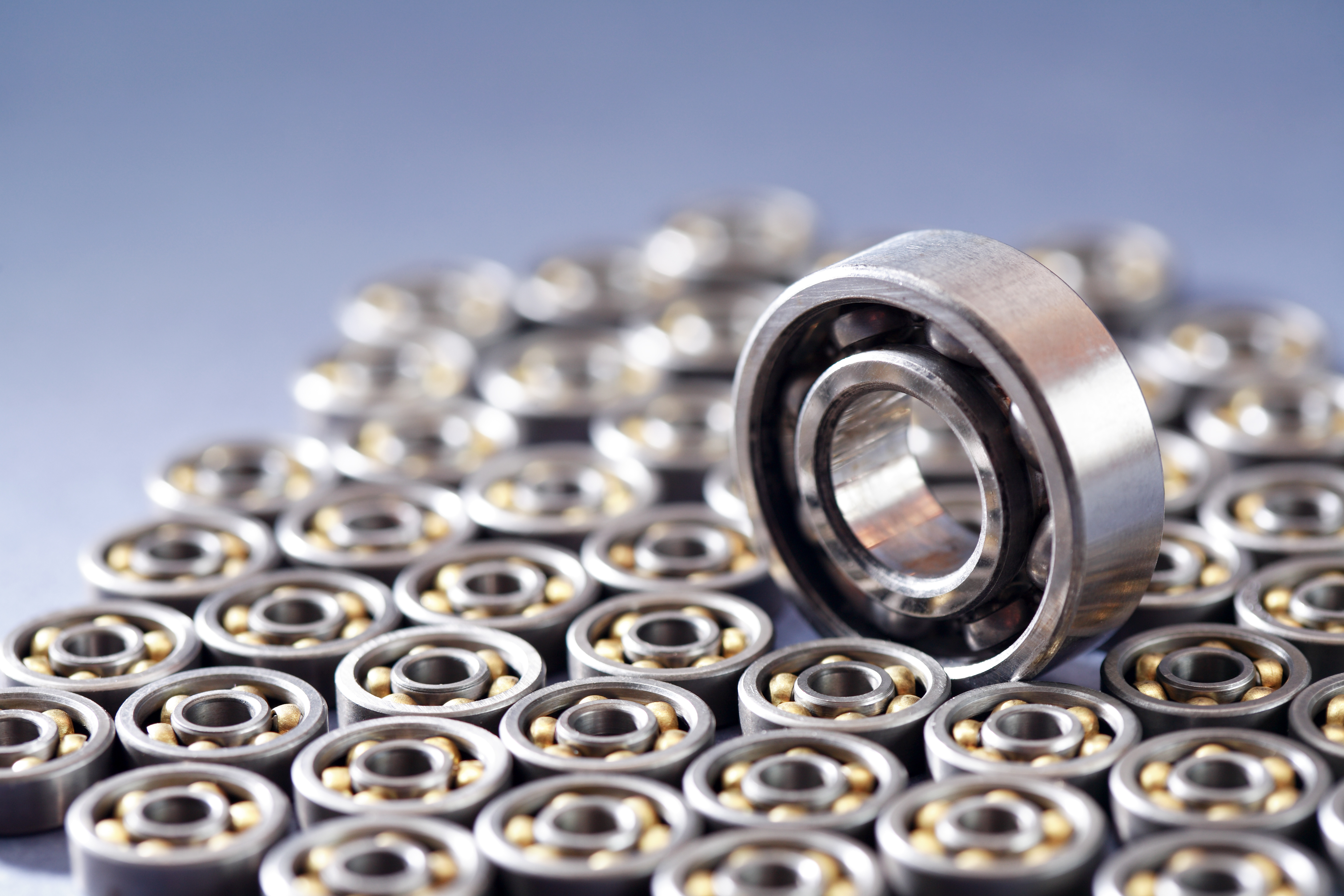 Types of Bearings and What to Use Them For