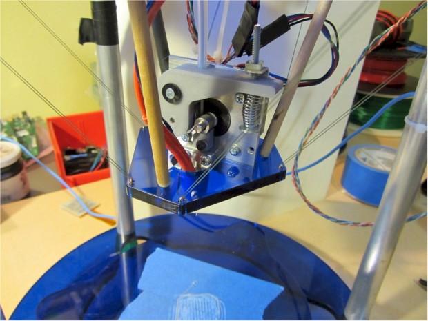 Delta-T 3D Printer