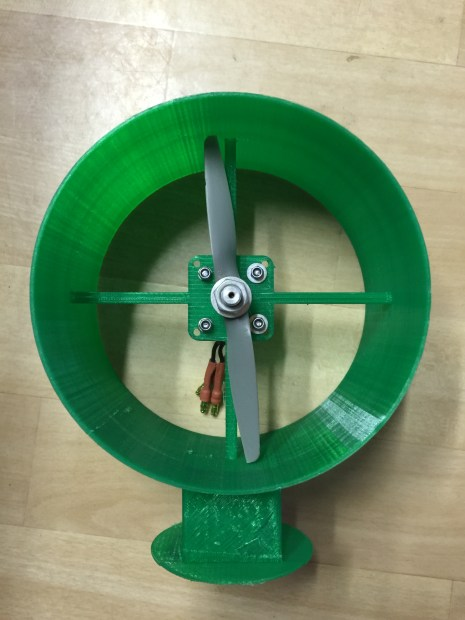 3D Print Your Own R/C Hovercraft