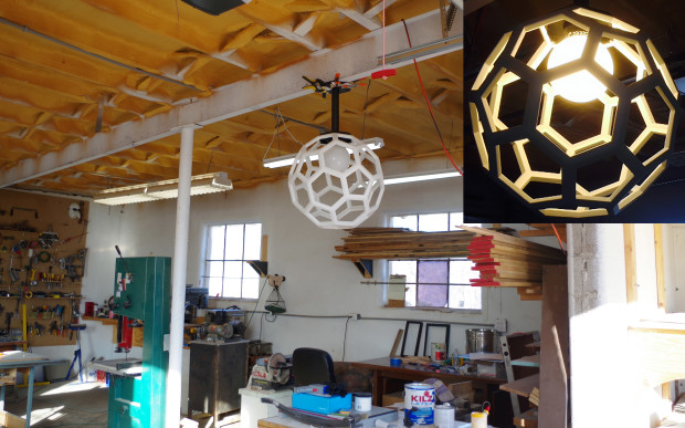 6 Awesome Light Fixtures to Brighten Your Shop | Make: on vintage invitation ideas, western wedding ideas, new home ideas, microsoft excel ideas, table of contents ideas, creative room ideas, cool ideas, twitter ideas, save the date ideas, curl ideas, school room ideas, rain gutter ideas, operating system ideas,