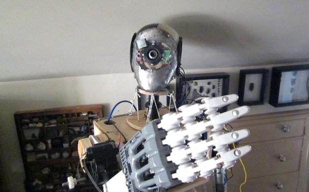 Salvius robot