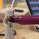Automating a Filament Colorizer to a 3D Printer