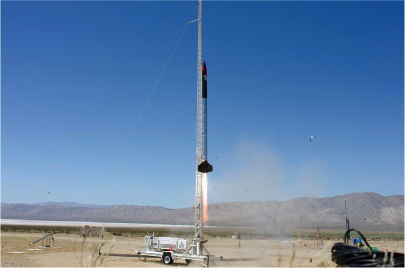 Meet the Tech — And Techies — That Powered a High-Speed Rocket