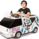 Sourcing Parts to Create the Cutest Racing Go-Kart Ever