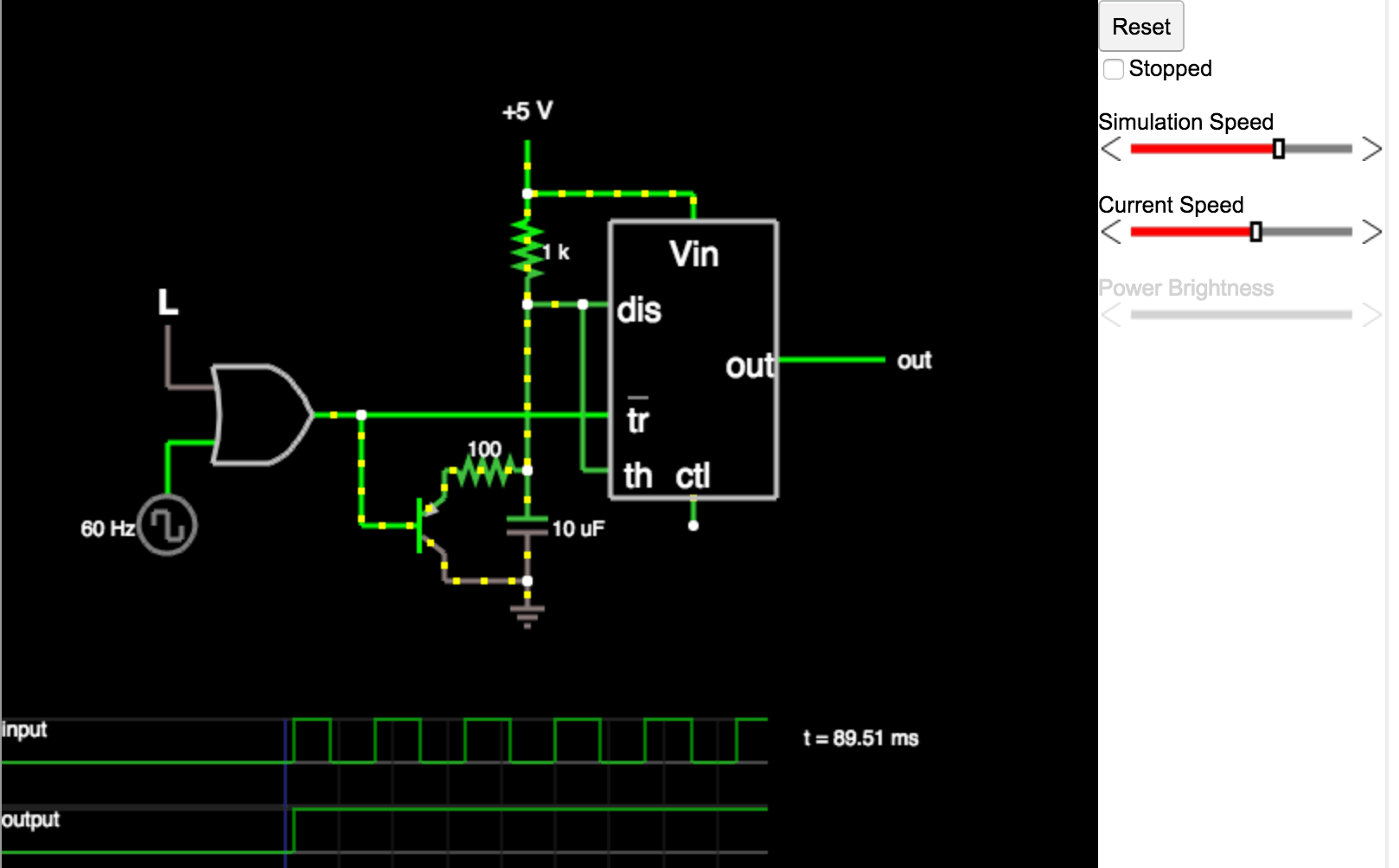 Circuit Diagram Applet - Wiring Diagram Shw
