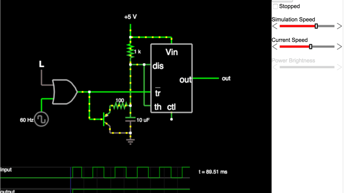 Magnificent Design Circuits Easily With Web Based Circuit Simulator Make Wiring Digital Resources Funiwoestevosnl