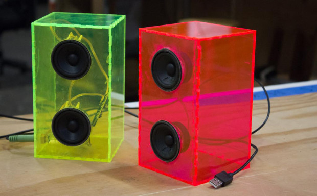 laser cut enclosures