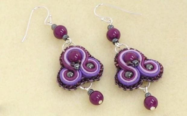 soutache featured image earrings