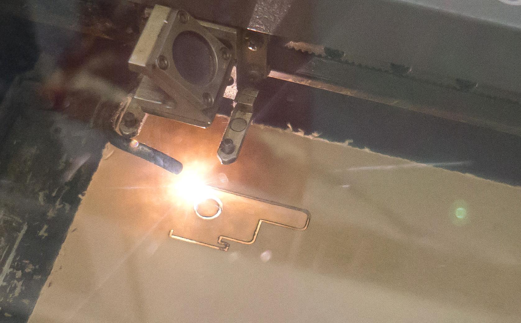 Skill Builder: Convert STL Files for Laser Cutting   Make: