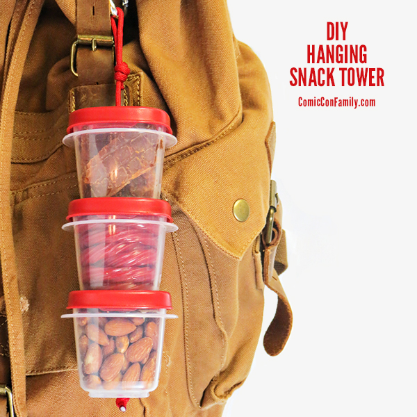 tupperware tower