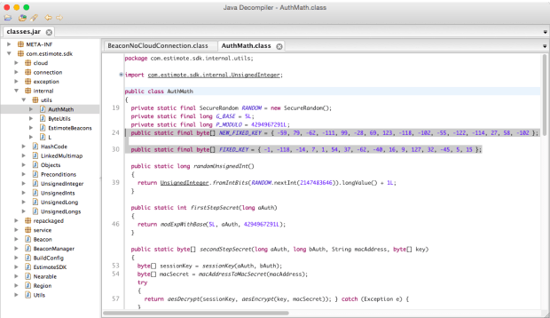 Android-SDK-Decompiled-2-AuthMath1