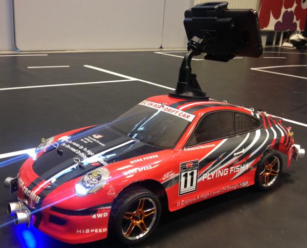 HSP Racing RC Car