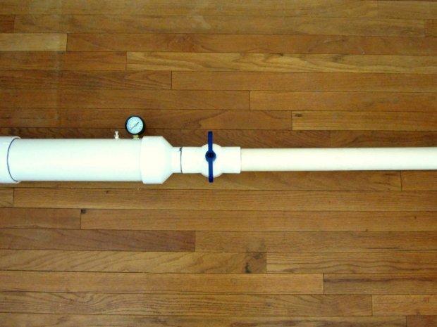 Remote Controlled Confetti Cannon