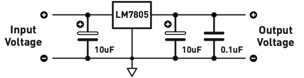 LM78XX Voltage Circuit