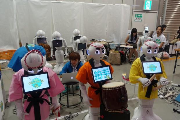 Pepper Robots