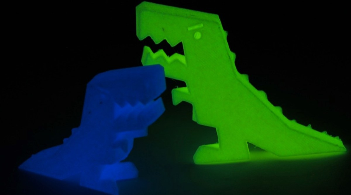Light Up Your 3D Prints with Glow in the Dark Filament Techniques