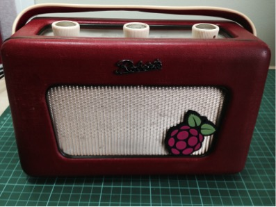 Vintage Radio with Raspberry Pi