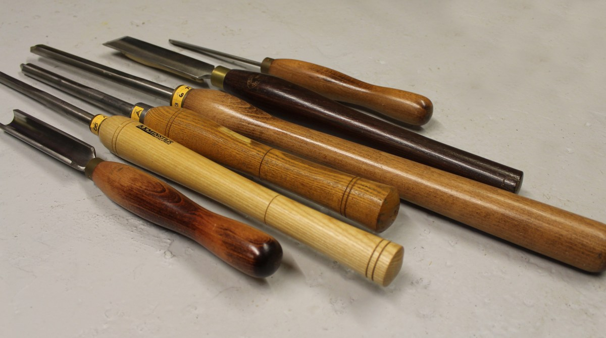 Quick Guide 6 Basic Woodturning Tools Make