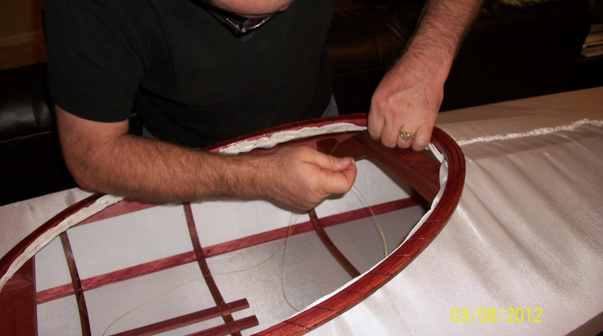 Learn About Hand-Lashed Kayaks at the Shreveport Mini Maker Faire