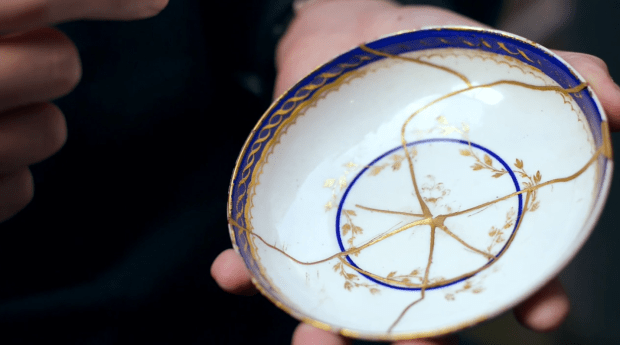Kintsugi Is Recognizing Beauty In Broken Things Make