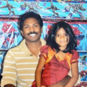 Kranti Gunthoti & Samantha Kranthijanya
