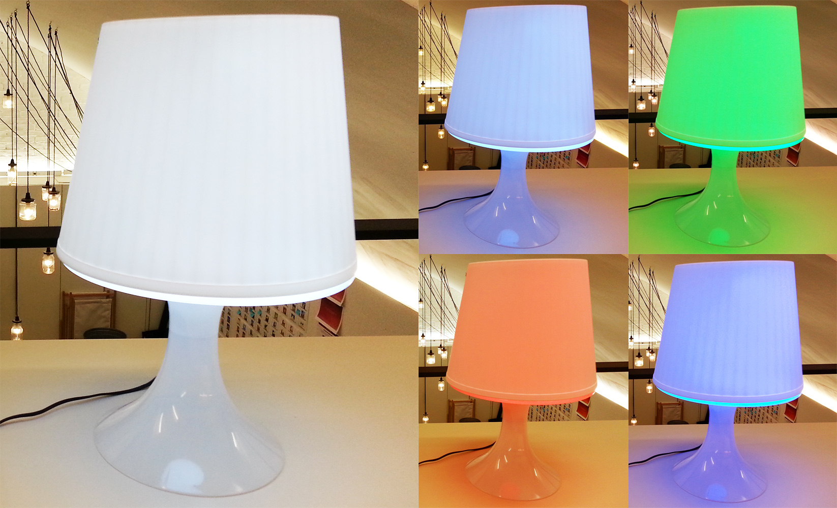 Get Media Alerts from Your Lamp with This Ikea Hack